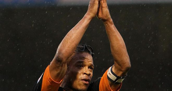 Davids: Sent off at Accrington