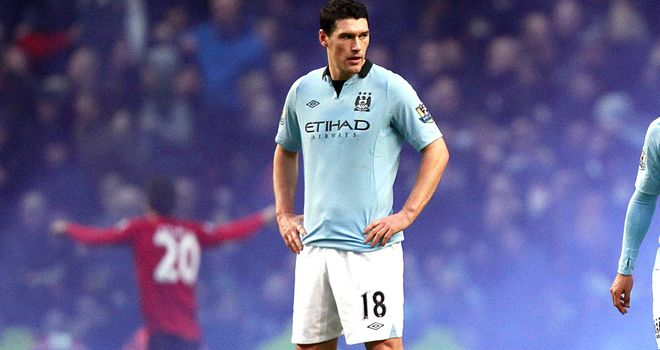 Gareth Barry faces FA charge due to his conduct in Sunday's derby game