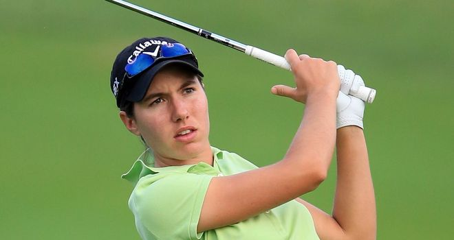Carlota Ciganda: Tournament record at Mission Hills