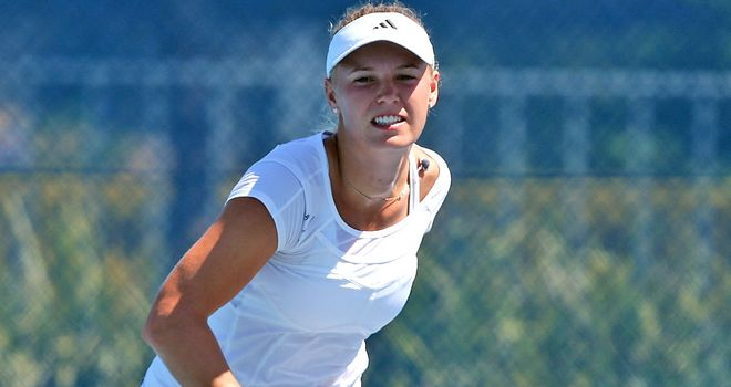 Caroline Wozniacki: Opening defeat to world number 103