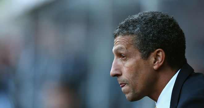 Chris Hughton: Says he is pleased with his new signings