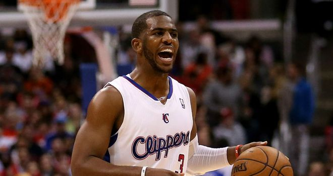 Chris Paul: Had a double-double of 24 points and 13 assists