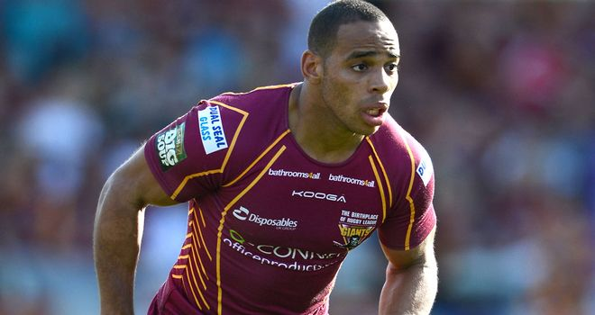 Leroy Cudjoe: Will be doing everything he can to make Huddersfield successul in 2013