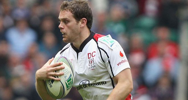 Darren Cave: Staying with Ulster until 2015