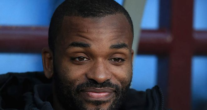 Darren Bent: Aston Villa striker came off the bench against Stoke