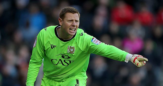 David Martin: Solid performance between the sticks
