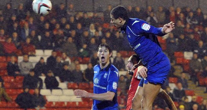 Curtis Davies: Grabbed winning goal for Birmingham