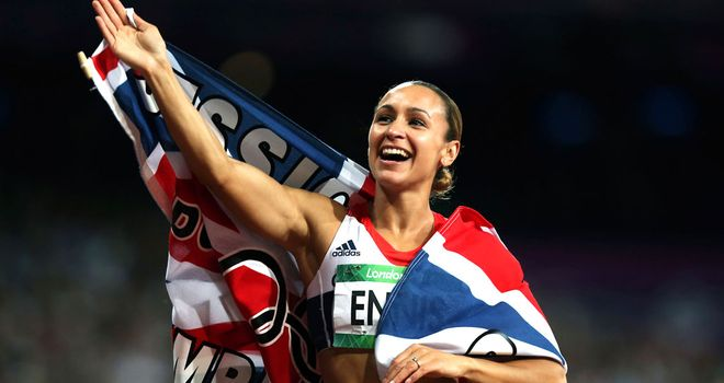 Jessica Ennis: Has no plans to leave Sheffield even if the Don Valley Stadium is demolished