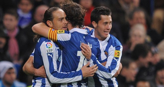 Espanyol won 3-2 on Saturday