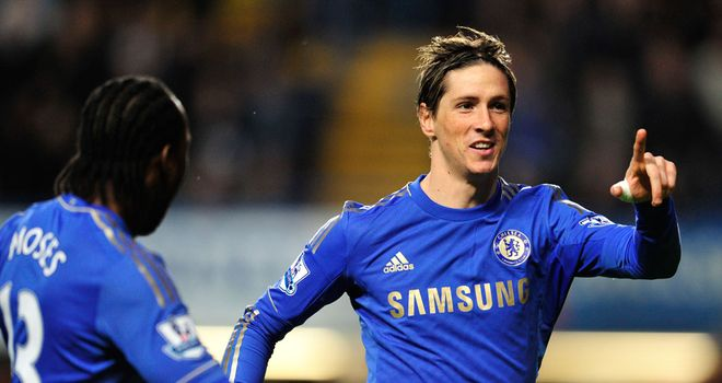 Fernando Torres: Boost in confidence has seen the Spain international find his form