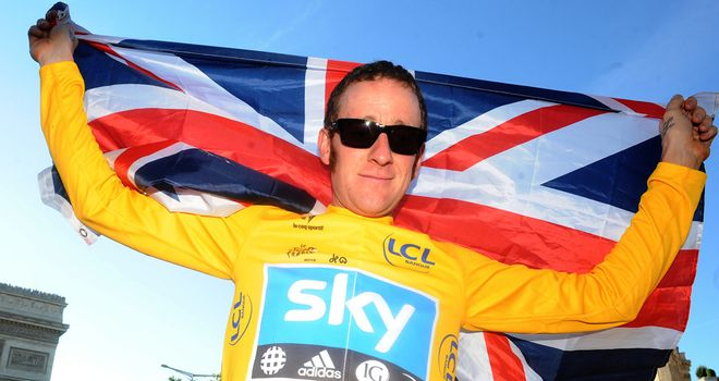 Bradley Wiggins: Warrior love runs deep