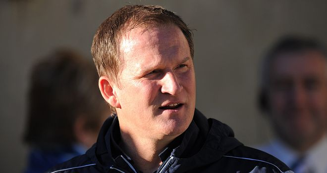 Simon Grayson: Aware of sliding into a battle for survival