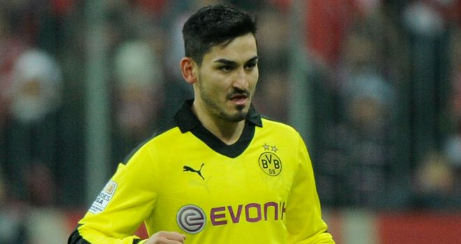 Borussia Dortmund Ilkay Gundogan's dreams of England or ...