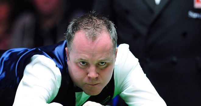 John Higgins: Beat Michael Holt in the opening round of the UK Championship