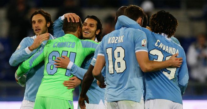 Juan Pablo Carrizo: A hero as Lazio won their penalty shoot-out against Siena