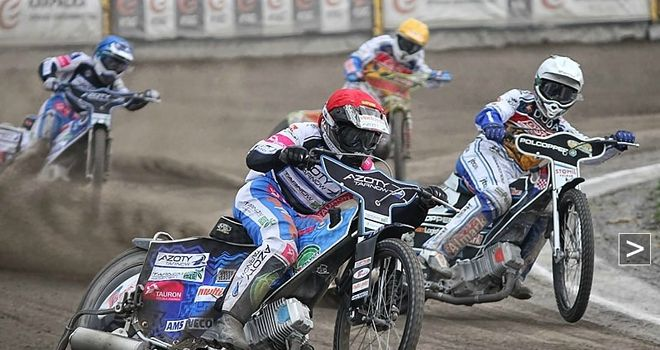 Kacper Gomolski: Has joined Swindon Robins (Pic credit Fotospeedway.pl)