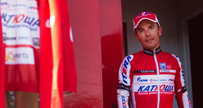 Katusha's troubles continue with Giro absence confirmed by organisers