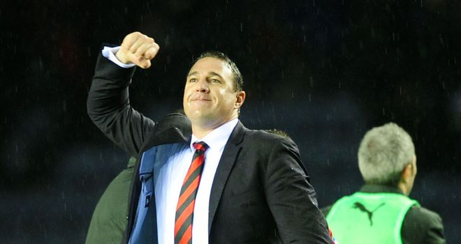 Malky Mackay: Salutes Cardiff&#39;s professionalism