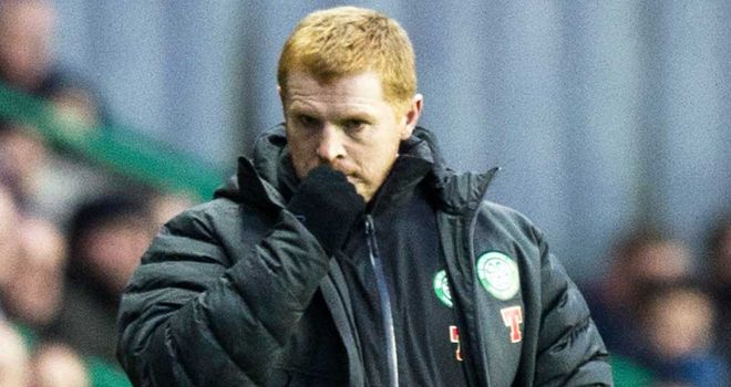Neil Lennon: Ponders his tactics