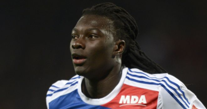 Bafetimbi Gomis: Found the net for Lyon