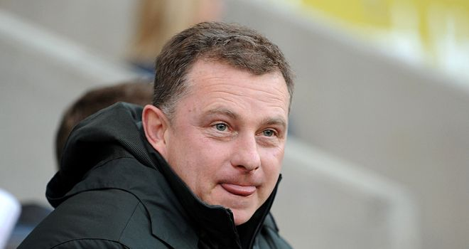 Mark Robins: Blackpool interested