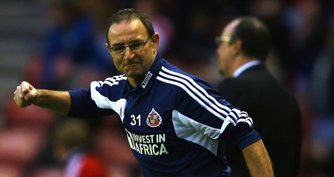 Martin O'Neill: Call to arms for Sunderland ahead of trip to Old Trafford