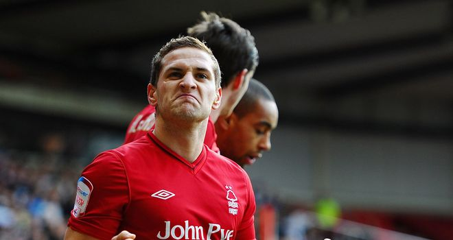 Billy Sharp: At the double for Forest