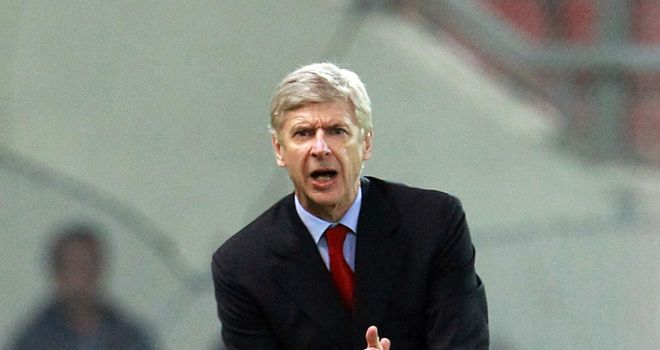 Arsene Wenger: The Arsenal manager saw his team miss out on a top seed for Champions League draw