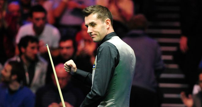 Mark Selby: Leicester cueman's semi-final win ensures he will return to world number one