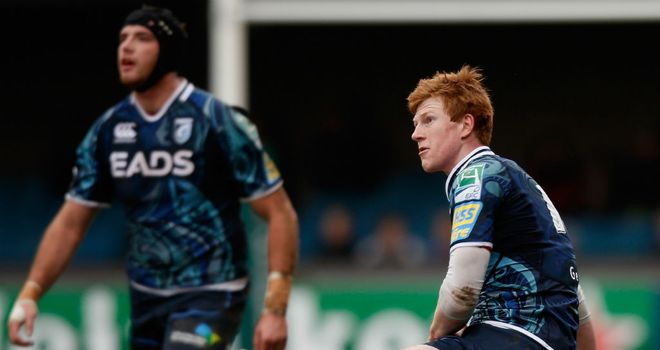 Rhys Patchell: Kicked all the points for the Cardiff Blues