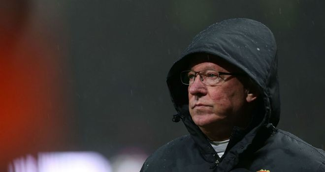 Sir Alex Ferguson: Manchester United manager has backed down from his 'wee club' comments about Newcastle