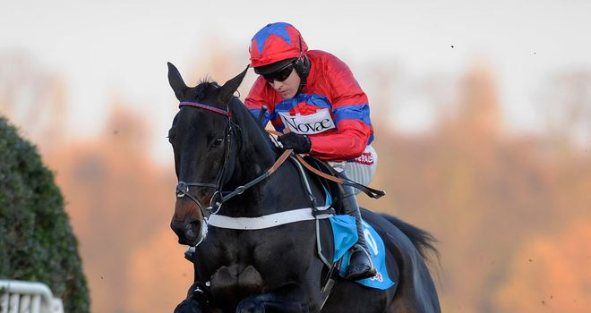 Sprinter Sacre: Working well ahead of Victor Chandler Chase at Ascot