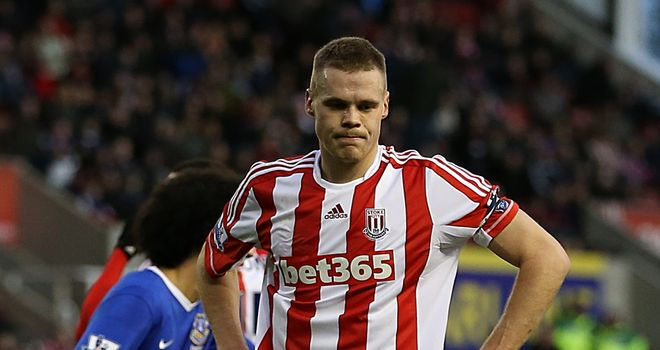 Ryan Shawcross: Poised to sign new Stoke deal