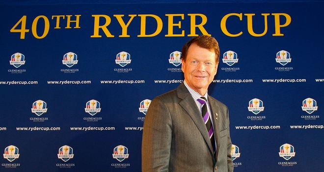 Tom Watson: Will now have three captain's picks for Gleneagles