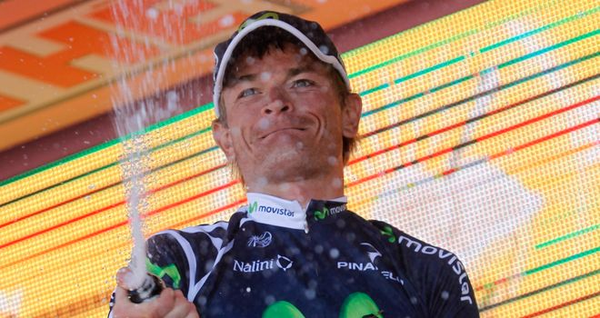 Vasil Kiryienka: Latest addition to Team Sky for 2013