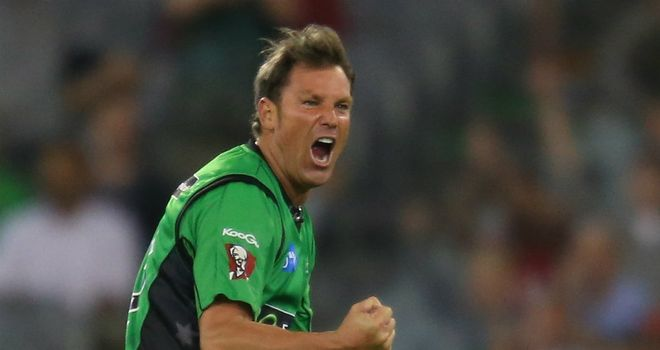 Shane Warne: Would change five or six players in current team