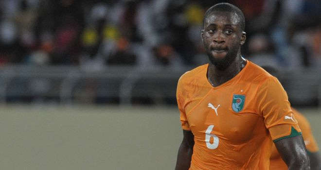 Yaya Toure: Manchester City midfielder set for Ivory Coast duty in January