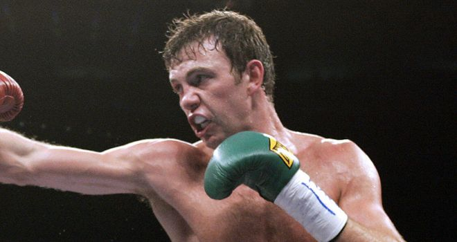 Andy Lee: Remains a title contender at 28