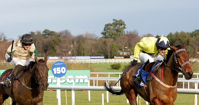 Anonis (right): Cheltenham plans fluid