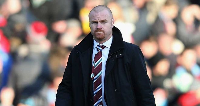 Sean Dyche: Burnley worthy of very little from their 1-0 defeat by Leicester
