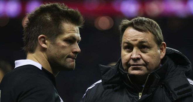 Richie McCaw: Back among Steve Hansen's forward options