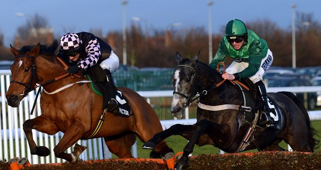Kashmir Peak in winning form at Doncaster