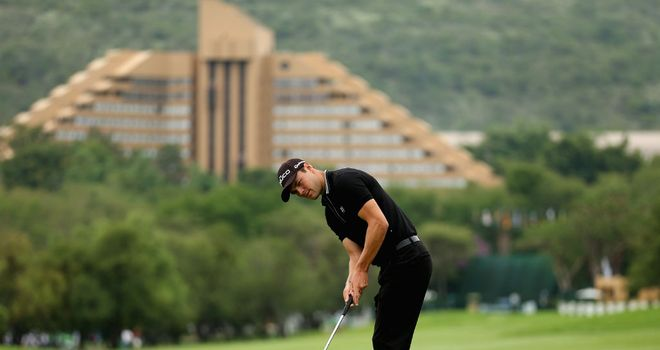 Martin Kaymer: Will take a one-shot lead into the final round