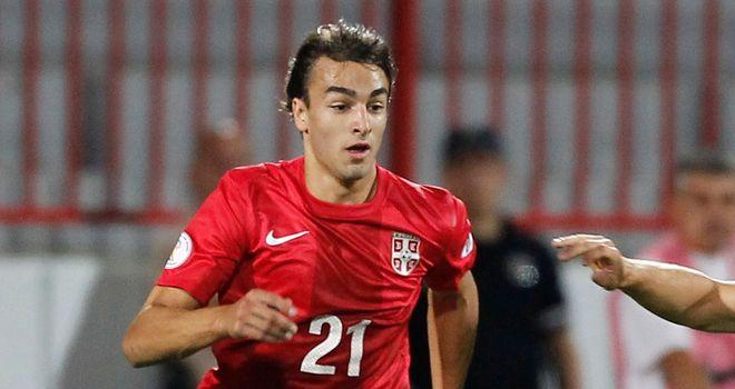 塞尔维亚希望之星不会于冬季加盟国际米兰