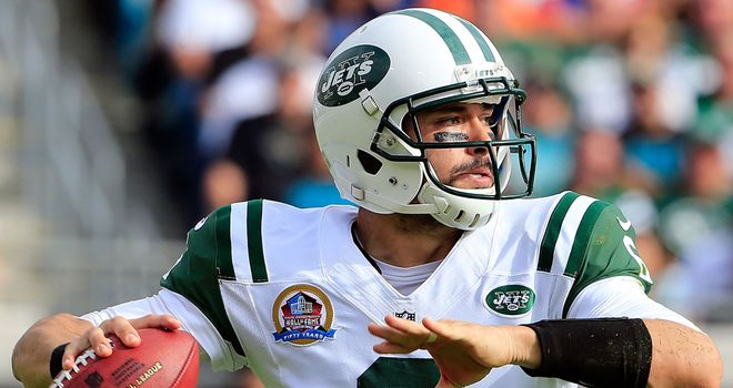 Mark Sanchez: Will be back at quarterback for the New York Jets on Sunday