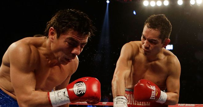 Nonito Donaire: Sent Jorge Arce into retirement with a third-round stoppage