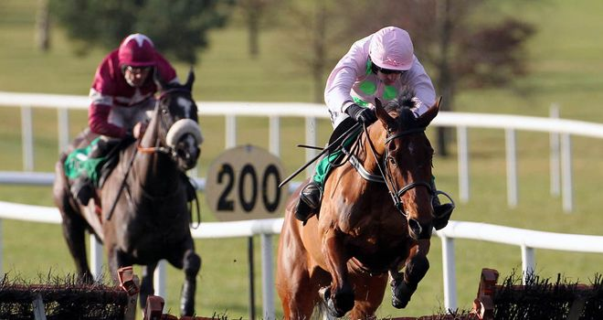 Pont Alexandre: Both Ruby Walsh and GC are sweet on him for the Neptune