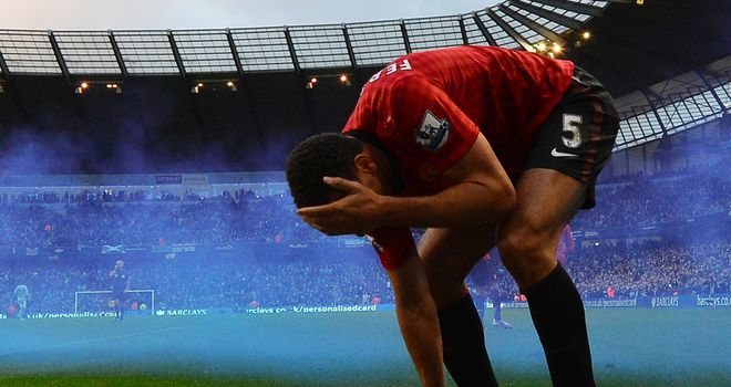 Rio Ferdinand: Injured following missile incident