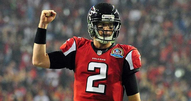 Matt Ryan: Desperate for a play-off victory