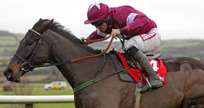 Sir Des Champs: Expected to jump better off spring ground